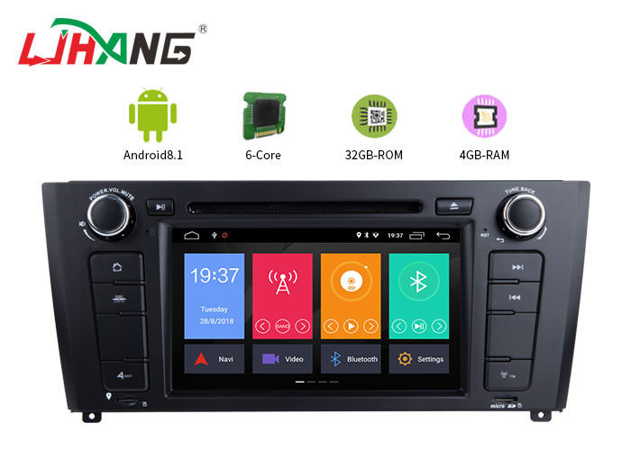Media Card And Map Card Dvd Player Bmw E90 , Digital TV Bmw 3 Series Dvd Player
