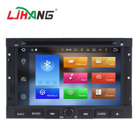 Hệ thống Android 8.0 Xe Peugeot DVD Player 3008 Với RDS MP3 Radio kỹ thuật số